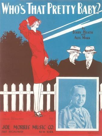 Who's That Pretty Baby Sheet Music