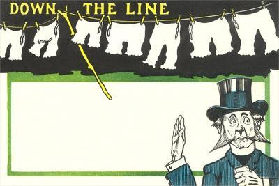 Down the Line, Bloomers