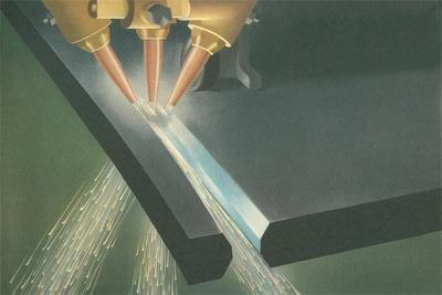 Flame Cutting Tool