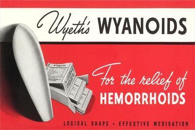 Wyanoids Hemorrhoidd Medication