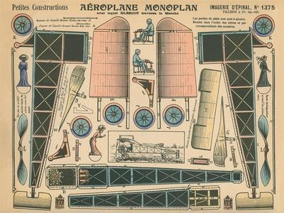 Aeroplane Monoplan