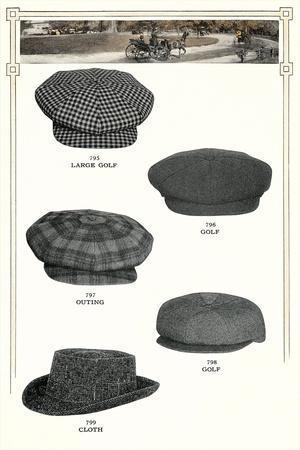Men's Casual Hats