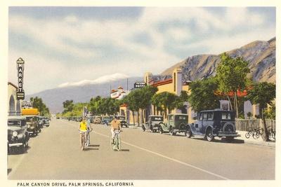 Vintage Downtown Palm Springs