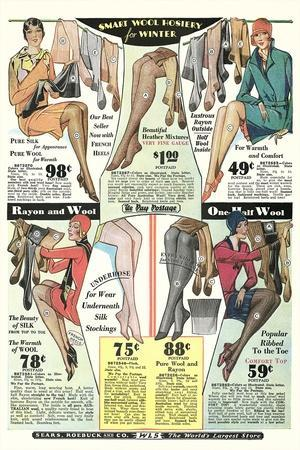 Twenties Clothes Catalog