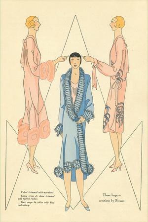 Vintage Haute Couture Lingerie