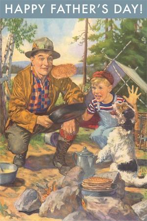 Happy Father's Day, Flap Jacks