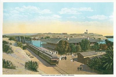 Southern Pacific Depot, Yuma