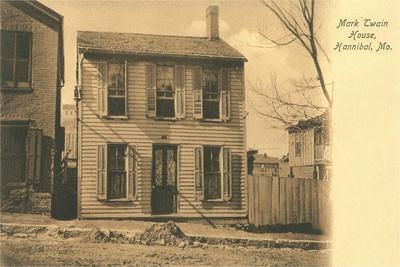 Mark Twain House, Hannibal