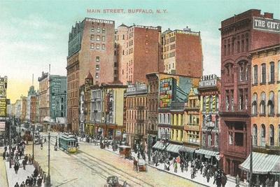 Vintage Main Street, Buffalo
