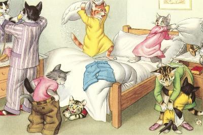 Crazy Cats Bedtime