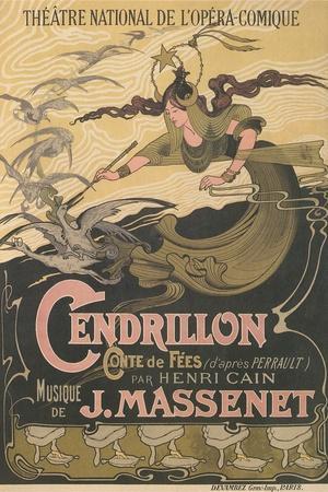 Cendrillon, Comic Opera