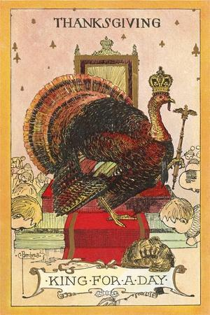 King for a Day Turkey