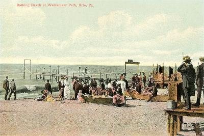 Bathing Beach, Erie