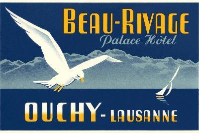 Beau-Rivage Palace Hotel, Seagull