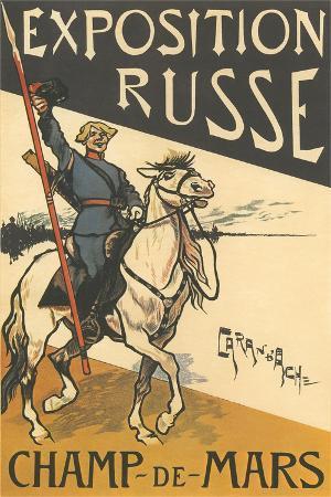 Russian Exposition, Paris