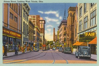 Adams Street, Toledo