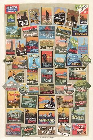 Compendium of Travel Posters