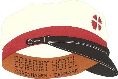 Egmont Hotel, Copenhagen, Denmark