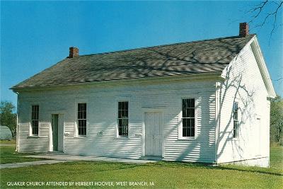 Herbert Hoover's Quaker Church
