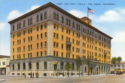 Army and Navy YMCA, Broadway