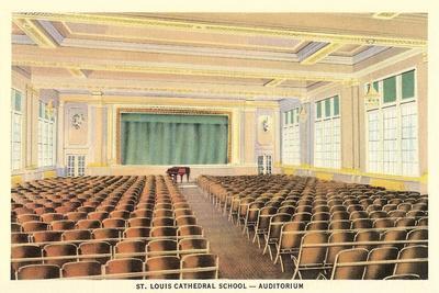 St. Louis Cathedral Auditorium