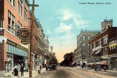 Center Street, Marion
