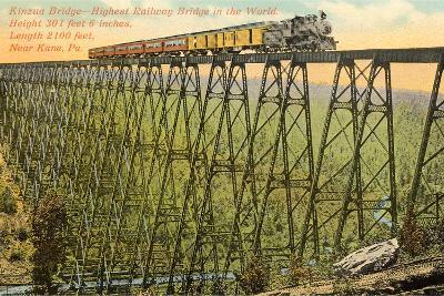 Kinzua Bridge, Kane