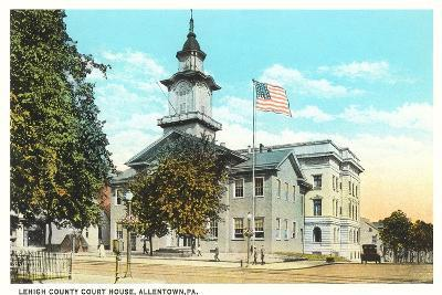 Lehigh County Courthouse, Allentown