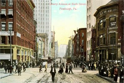 Liberty Avenue, Pittsburgh