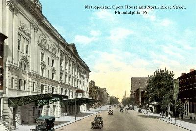 Metropolitan Opera House, Philadelphia