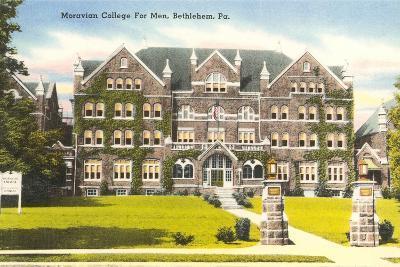 Moravian College, Bethlehem
