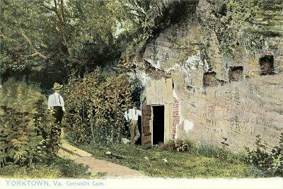 Cornwallis Cave, Yorktown