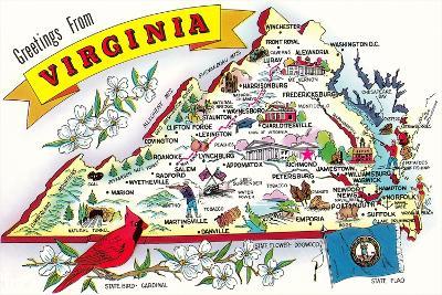 Greetings from Virginia