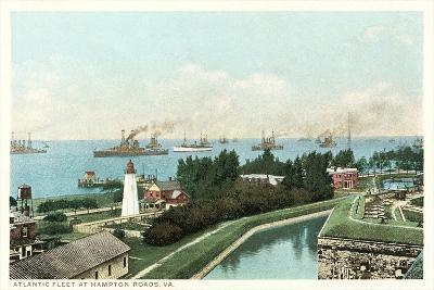 Harbor, Hampton Roads