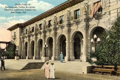 California Exposition, Balboa Park