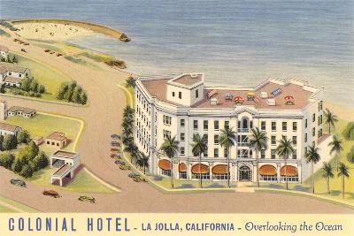 Colonial Hotel, La Jolla