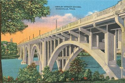Henley Street Bridge, Knoxville