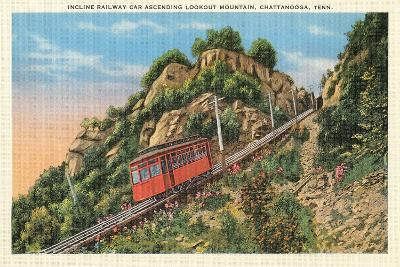 Incline Rail Car, Lookout Mountain