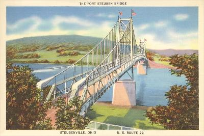 Fort Steuben Bridge, Steubenville