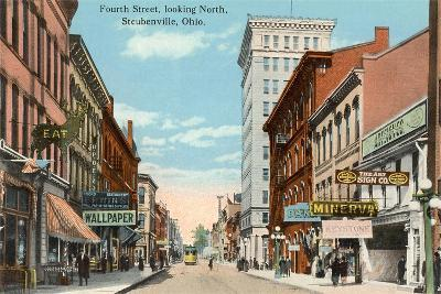 Fourth Street, Steubenville