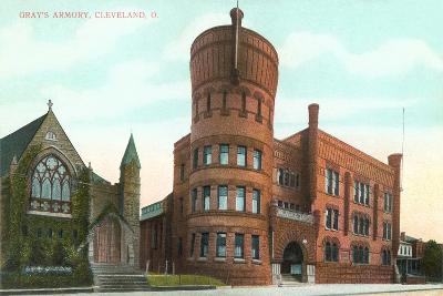 Gray's Armory, Cleveland
