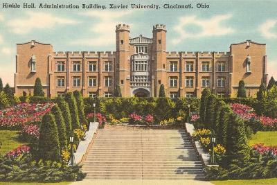 Hinkle Hall, Xavier University, Cincinnati
