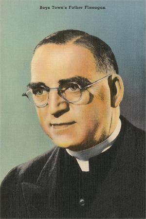 Boys Town's Father Flannagan