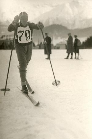 Ski Competitor