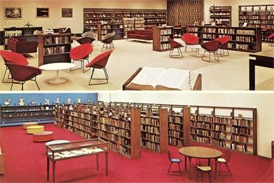 Comfortable Library