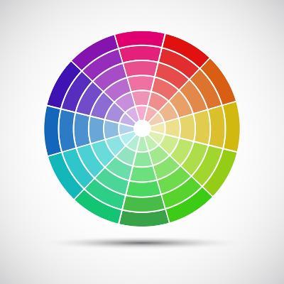 Color Round Palette
