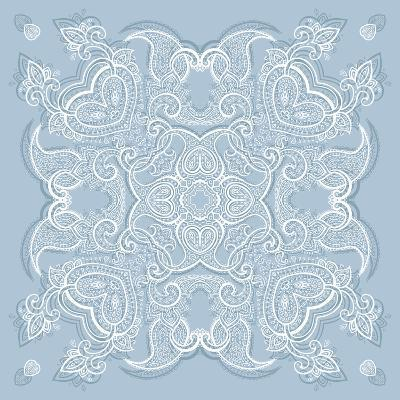 Lace Background: Mandala
