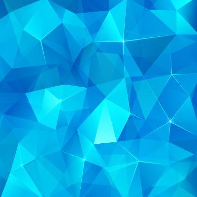 Ice Cubes Abstract Background