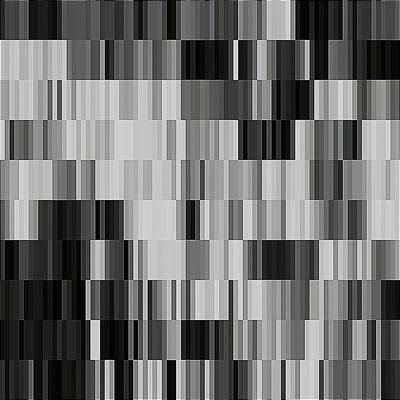 Art Abstract Geometric Textured Background in Black and White Colors, Pattern
