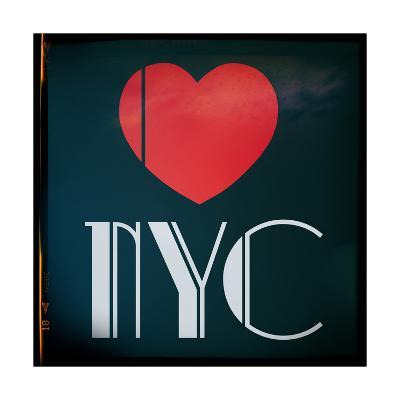 Decorative Art - Love Sign - NYC - New York City - USA